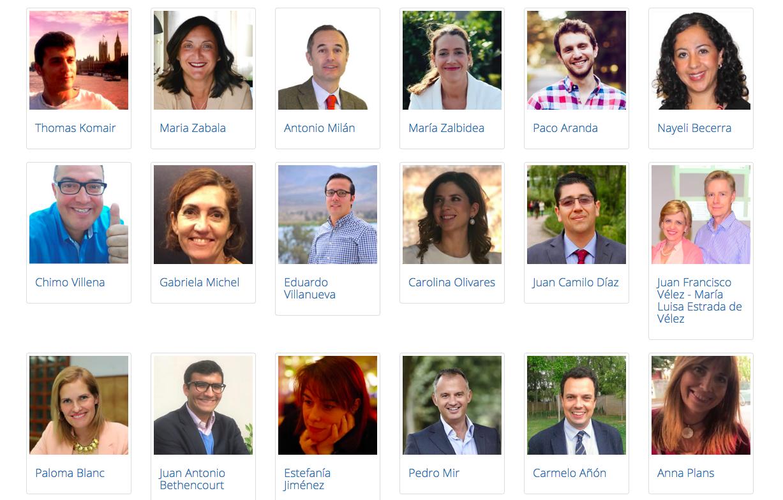 Sesiones simultáneas- Interaxiongroup Bilbao 2018